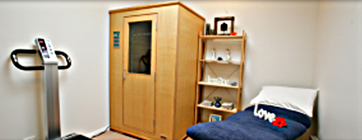 FIR Sauna – Detox Box